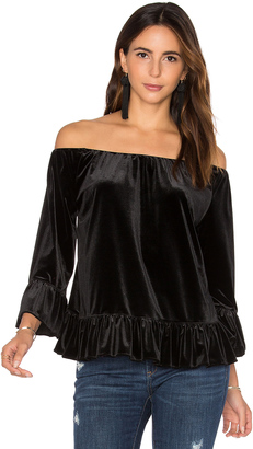 Sanctuary Julia Off Shoulder Top $69 thestylecure.com
