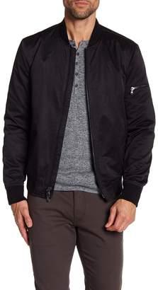 John Varvatos Collection Dual Zip Bomber Jacket