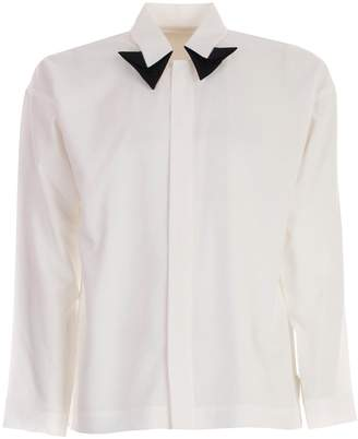 Pleats Please Issey Miyake Classic Shirt