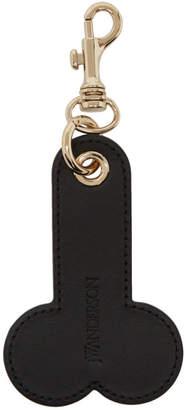 J.W.Anderson Black Penis Keychain