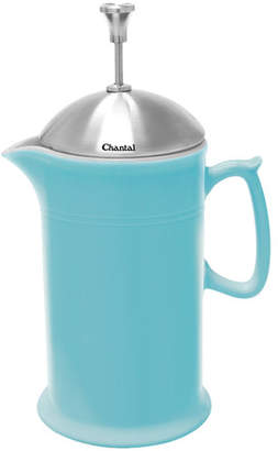 Chantal Ceramic French Press Coffee Maker