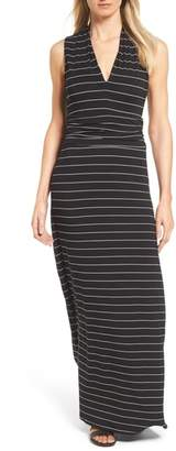 Vince Camuto Stripe Maxi Dress