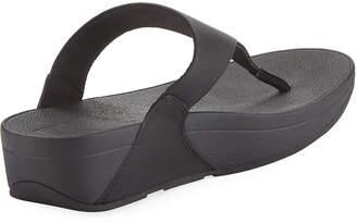 FitFlop Lulu Thong Platform Sandal
