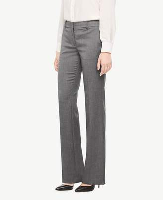 Ann Taylor The Tall Trouser In Sharkskin - Classic Fit
