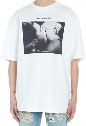 Ih Nom Uh Nit 'follow Me To Heaven' T-shirt