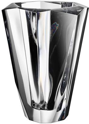 "Orrefors Large Crystal Vase ""Precious"""