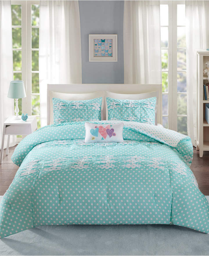 Mi Zone Kids Lana 3-Pc. Twin/Twin Xl Comforter Set Bedding