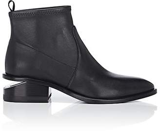 Alexander Wang Women's Kori Stretch-Leather Ankle Boots