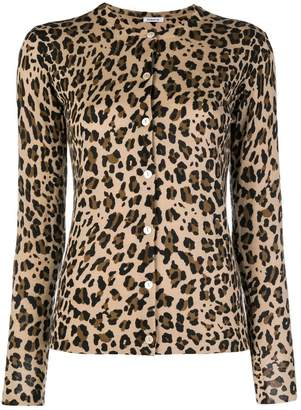 P.A.R.O.S.H. leopard print cardigan