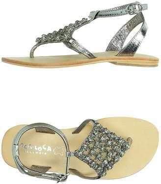 Oca-Loca Toe strap sandals
