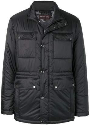 MICHAEL Michael Kors high-collar padded jacket