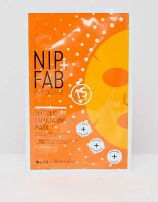 Nip + Fab Nip+Fab NIP+FAB Exfoliate Glycolic Fix Exfoliating Microfiber Mask