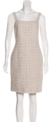 Chanel Fantasy Tweed Dress