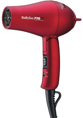 BaByliss Pro TT Tourmaline Titanium Travel Hair Dryer $34.99 thestylecure.com