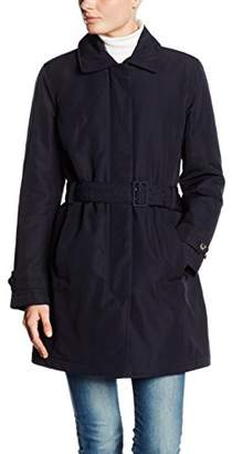 Geox Women's W6420DT0351 Trench Long Sleeve Jacket,(Manufacturer Size: 44)