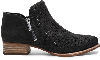 Vince Camuto Canilla Booties $139 thestylecure.com