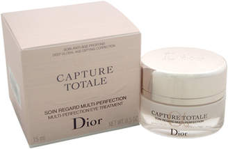 Christian Dior 0.5Oz Capture Totale Soin Regard Multi-Perfection Eye Treatment