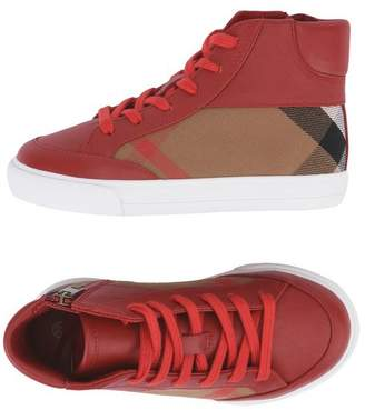 Burberry High-tops & sneakers
