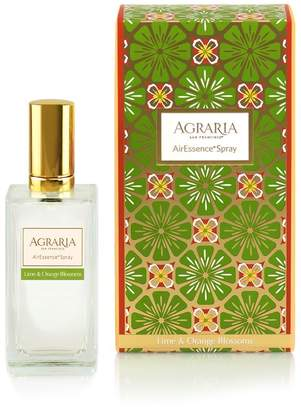 Agraria Lime and Orange Blossom Room Spray