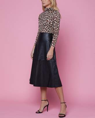 Juicy Couture Leather Skirt