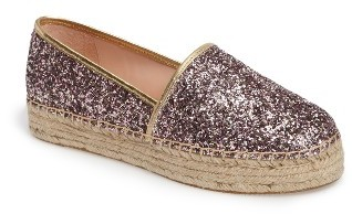 Women's Kate Spade New York 'Linds' Bow Espadrille $150 thestylecure.com