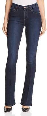 Paige Manhattan Bootcut Jeans in Sania