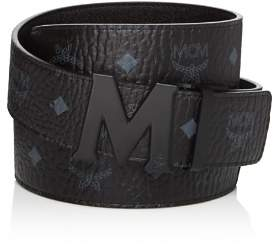 MCM Reversible Signature Belt