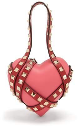 Carry Secrets heart clutch
