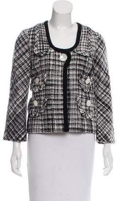 Marc Jacobs Wool Tweed Jacket w/ Tags