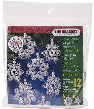 Beadery Holiday Beaded Ornament Kit