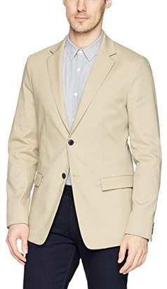 Theory Men's Compact Stretch Cotton Blazer