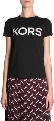 MICHAEL Michael Kors T-shirt With Studded Logo