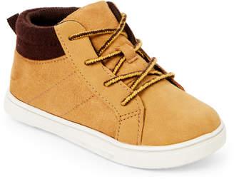 Carter's Toddler Boys) Tan Spade Ankle Boots