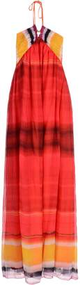 Blank Long dresses
