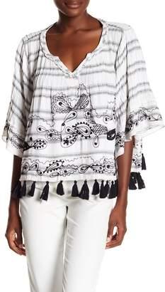 Muche et Muchette Adam Embroidered Tunic