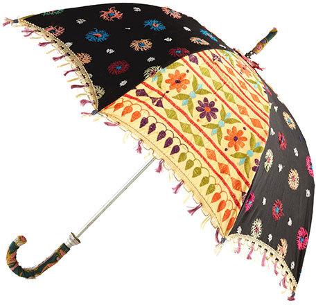 Small Bohemian Parasol