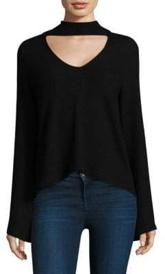 Feel The Piece Audra Choker Top