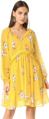 Moon River Floral Dress $93 thestylecure.com
