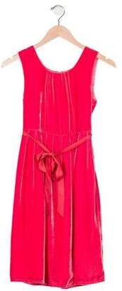 Rachel Riley Girls' Velvet Dress w/ Tags