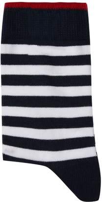 Falke Striped Ankle Socks