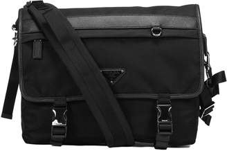 Prada Viaggio Flap Shoulder Bag