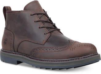 Timberland Men Squall Canyon Wingtip Chukka Boots Men Shoes