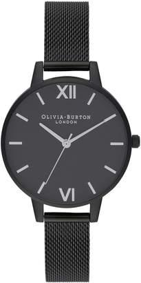 Olivia Burton After Dark Mesh Strap Watch, 34mm