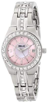 Relic Women's Quartz Stainless Steel Casual Watch