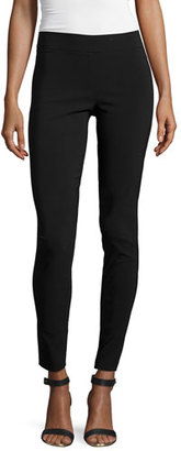 Avenue Montaigne Pull-On Skinny Legging Pants $195 thestylecure.com