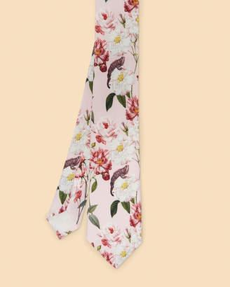 Ted Baker TROLLEE Floral silk tie