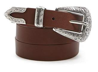 Forever 21 Western Faux Leather Belt