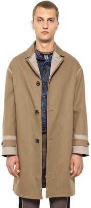 Lanvin Cotton Trench Coat