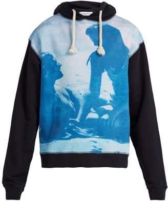 J.W.Anderson Californian Lovers graphic-print hooded sweatshirt