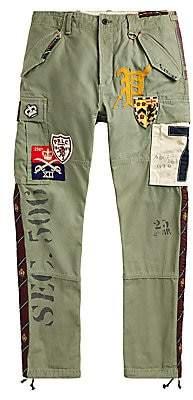 Polo Ralph Lauren Men's Cotton Canvas Cargo Pants